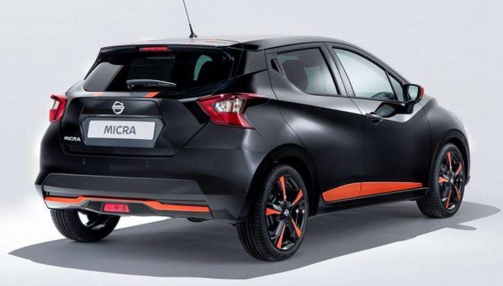 Nissan Micra Bose Personal Edition, la citycar per gli amanti della musica - Foto 7 di 9