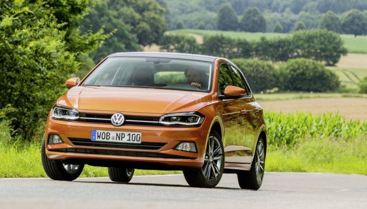 Volkswagen nuova Polo in promozione a 129 euro - Foto 31 di 34