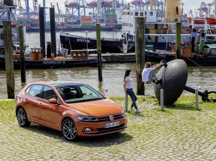 Nuova Volkswagen Polo 2018: prova su strada, motori e prezzi - Foto 34 di 34