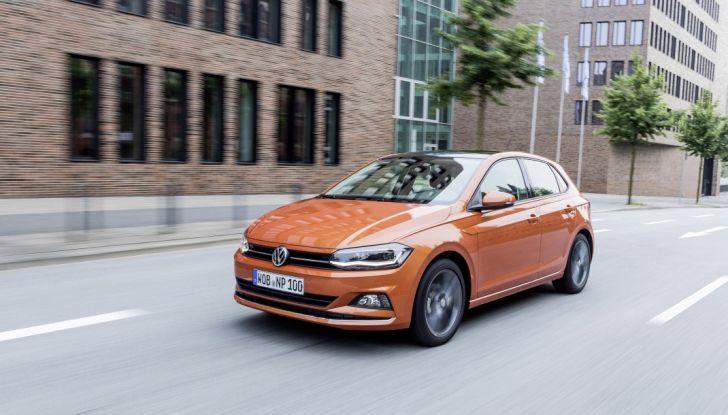 Volkswagen Polo, porte aperte nelle Concessionarie per provare il nuovo modello - Foto 5 di 34