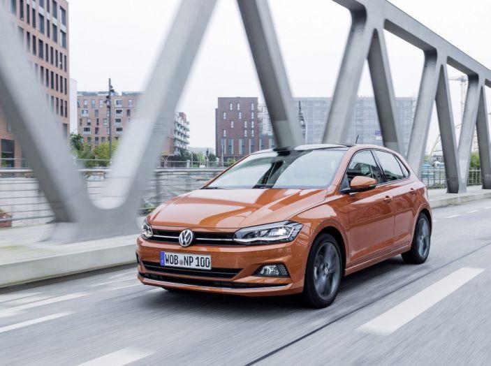 Nuova Volkswagen Polo 2018: prova su strada, motori e prezzi - Foto 8 di 34