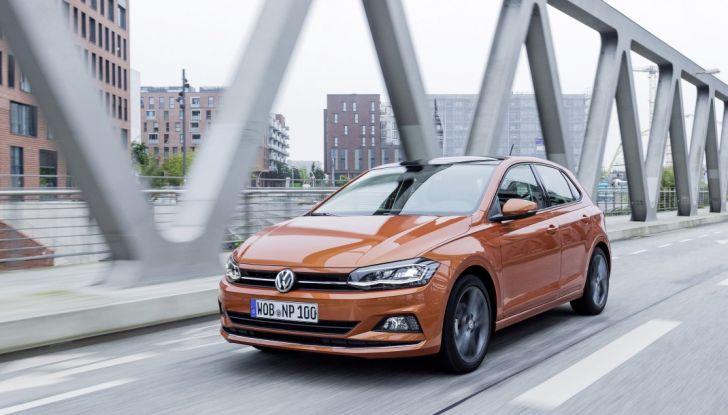 Volkswagen Polo, porte aperte nelle Concessionarie per provare il nuovo modello - Foto 8 di 34