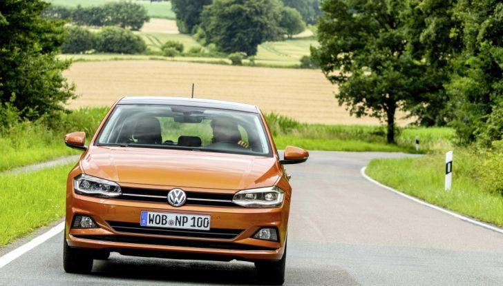 Volkswagen nuova Polo in promozione a 129 euro - Foto 9 di 34