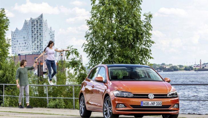 Volkswagen Polo, porte aperte nelle Concessionarie per provare il nuovo modello - Foto 12 di 34