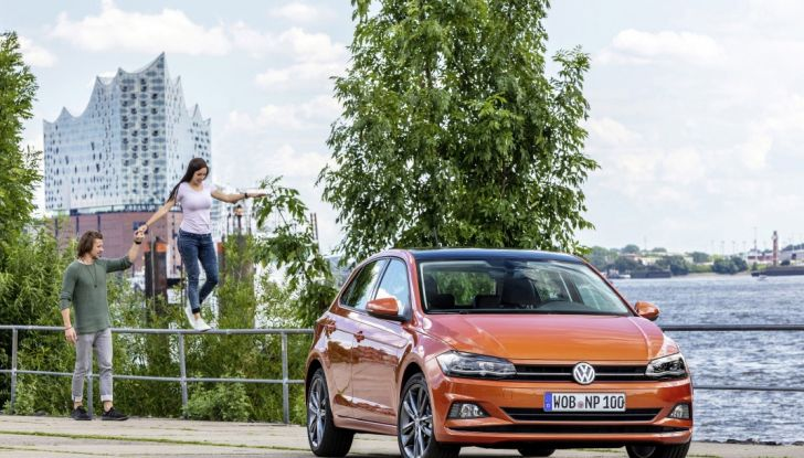 Volkswagen nuova Polo in promozione a 129 euro - Foto 12 di 34