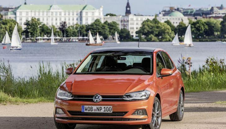 Volkswagen Polo, porte aperte nelle Concessionarie per provare il nuovo modello - Foto 16 di 34