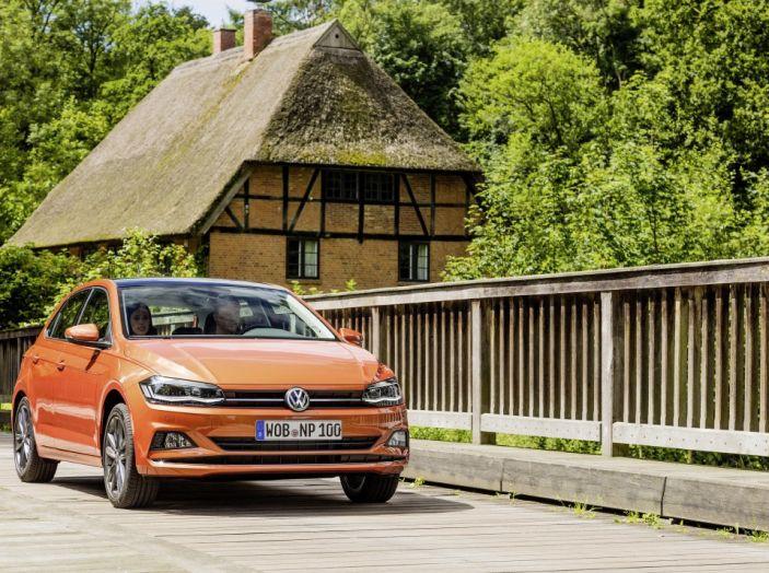 Nuova Volkswagen Polo 2018: prova su strada, motori e prezzi - Foto 17 di 34