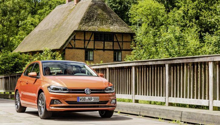 Volkswagen nuova Polo in promozione a 129 euro - Foto 17 di 34