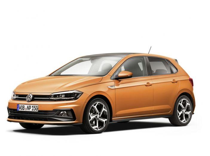 Nuova Volkswagen Polo 2018: prova su strada, motori e prezzi - Foto 19 di 34