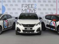 PSA Free2Move Lease, la mobilità Peugeot DS, Citroen ed Opel del futuro