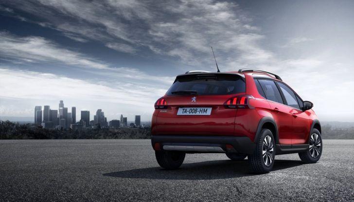 I 10 migliori SUV e Crossover compatti sotto i 20.000€ - Foto 8 di 13