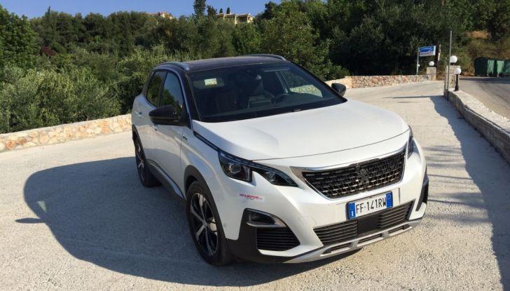3008 chilometri con la Peugeot 3008 provata su strada in Grecia e non solo - Foto 13 di 41