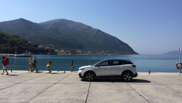 3008 chilometri con la Peugeot 3008 provata su strada in Grecia e non solo - Foto 15 di 41