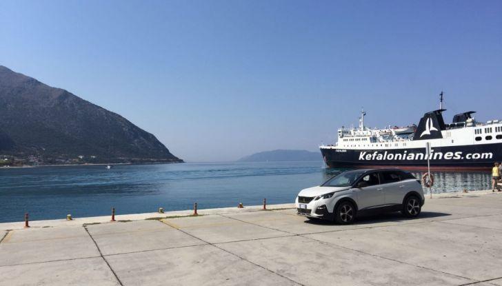 3008 chilometri con la Peugeot 3008 provata su strada in Grecia e non solo - Foto 3 di 41