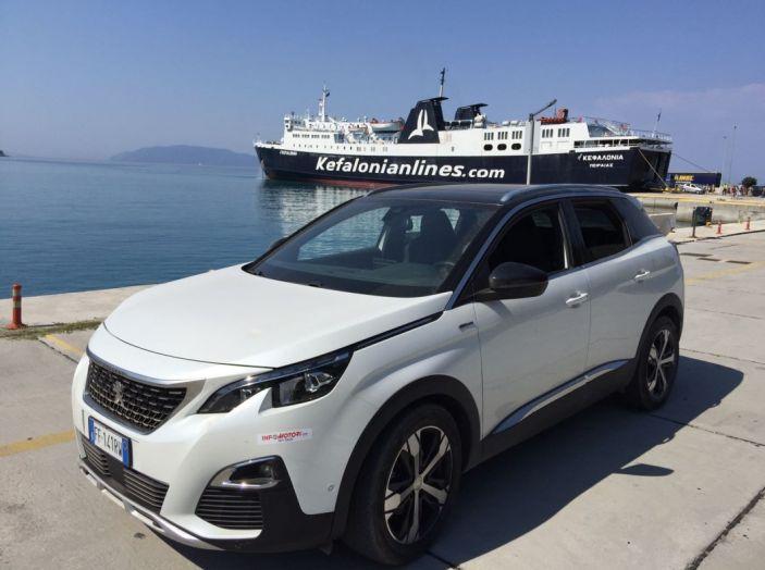 3008 chilometri con la Peugeot 3008 provata su strada in Grecia e non solo - Foto 16 di 41