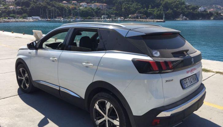 3008 chilometri con la Peugeot 3008 provata su strada in Grecia e non solo - Foto 5 di 41