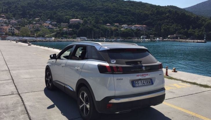 3008 chilometri con la Peugeot 3008 provata su strada in Grecia e non solo - Foto 17 di 41