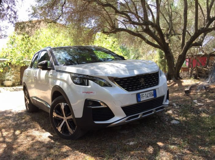 3008 chilometri con la Peugeot 3008 provata su strada in Grecia e non solo