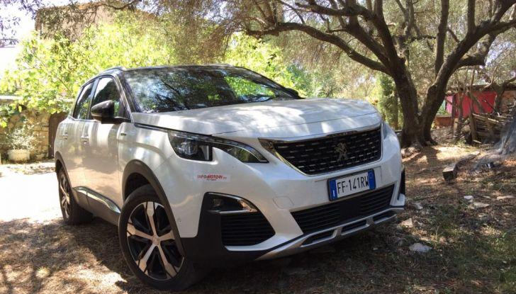 3008 chilometri con la Peugeot 3008 provata su strada in Grecia e non solo - Foto 18 di 41