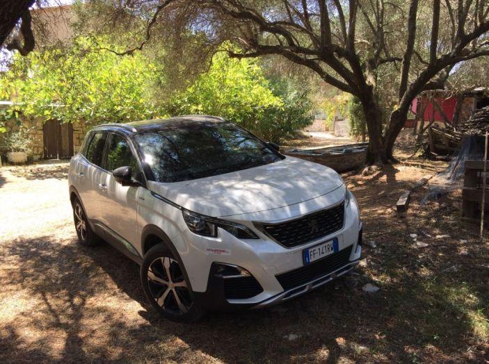3008 chilometri con la Peugeot 3008 provata su strada in Grecia e non solo - Foto 1 di 41