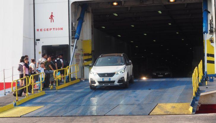 3008 chilometri con la Peugeot 3008 provata su strada in Grecia e non solo - Foto 4 di 41