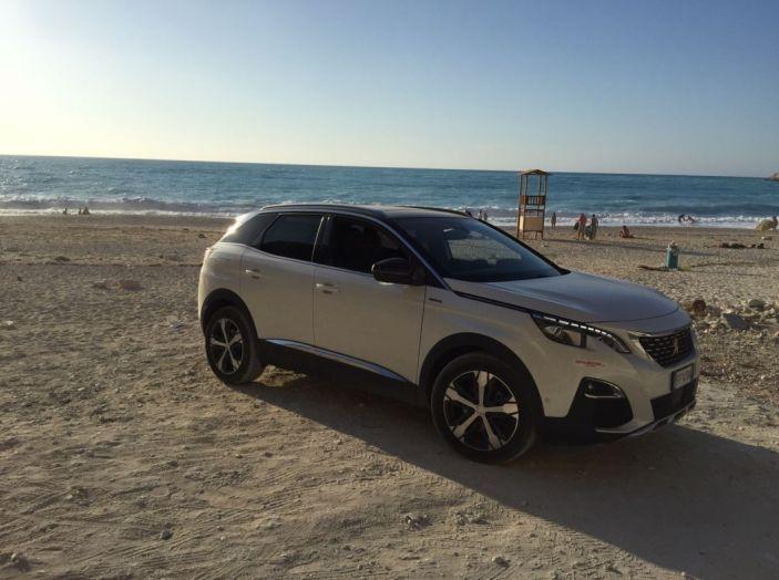 3008 chilometri con la Peugeot 3008 provata su strada in Grecia e non solo - Foto 22 di 41