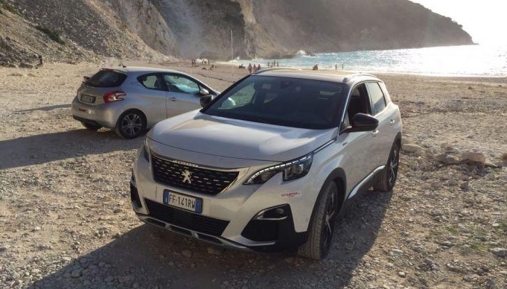 3008 chilometri con la Peugeot 3008 provata su strada in Grecia e non solo - Foto 23 di 41