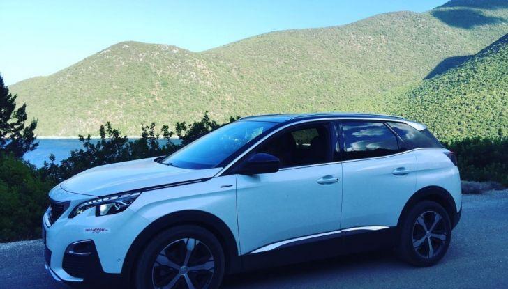 3008 chilometri con la Peugeot 3008 provata su strada in Grecia e non solo - Foto 24 di 41