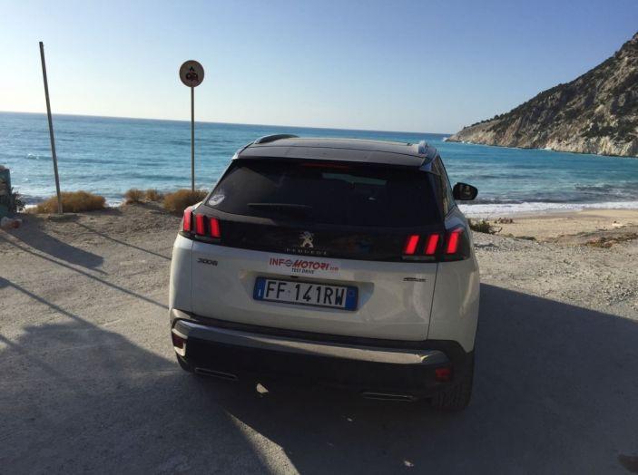 3008 chilometri con la Peugeot 3008 provata su strada in Grecia e non solo - Foto 25 di 41