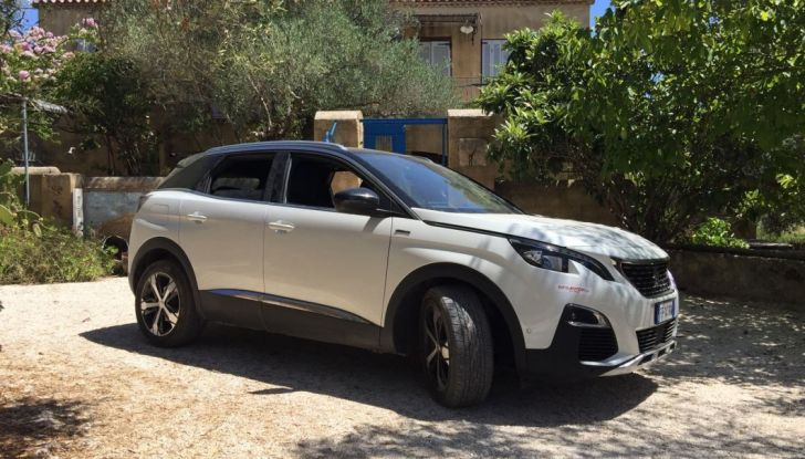 3008 chilometri con la Peugeot 3008 provata su strada in Grecia e non solo - Foto 27 di 41