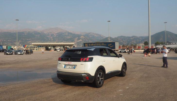 3008 chilometri con la Peugeot 3008 provata su strada in Grecia e non solo - Foto 6 di 41