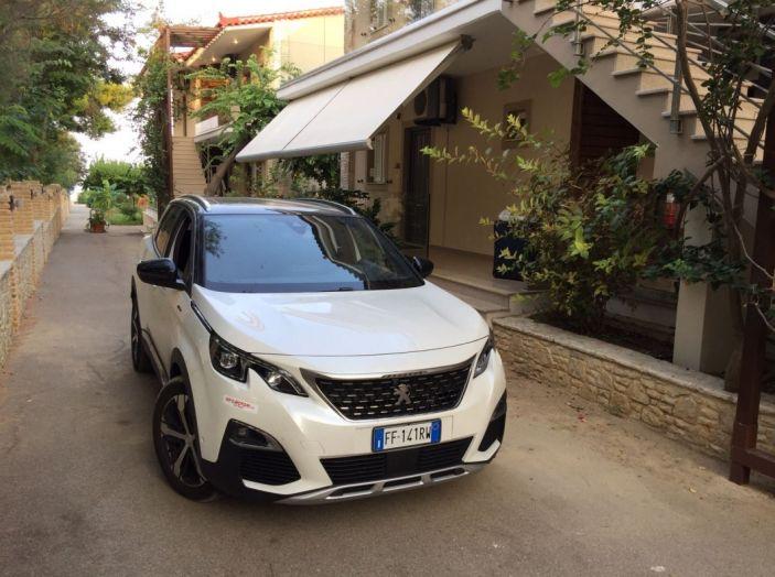 3008 chilometri con la Peugeot 3008 provata su strada in Grecia e non solo - Foto 32 di 41