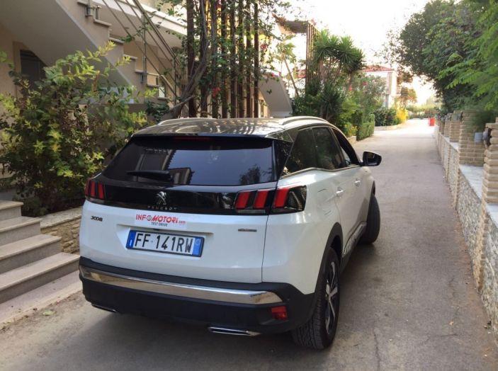 3008 chilometri con la Peugeot 3008 provata su strada in Grecia e non solo - Foto 33 di 41