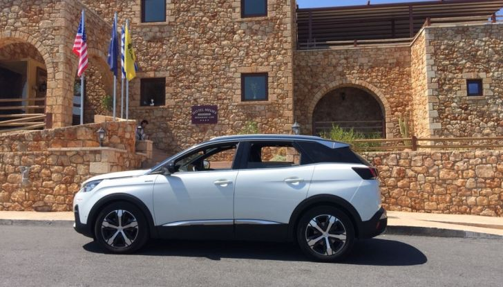 3008 chilometri con la Peugeot 3008 provata su strada in Grecia e non solo - Foto 37 di 41