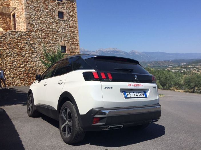 3008 chilometri con la Peugeot 3008 provata su strada in Grecia e non solo - Foto 40 di 41