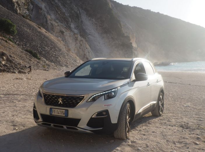 3008 chilometri con la Peugeot 3008 provata su strada in Grecia e non solo - Foto 8 di 41