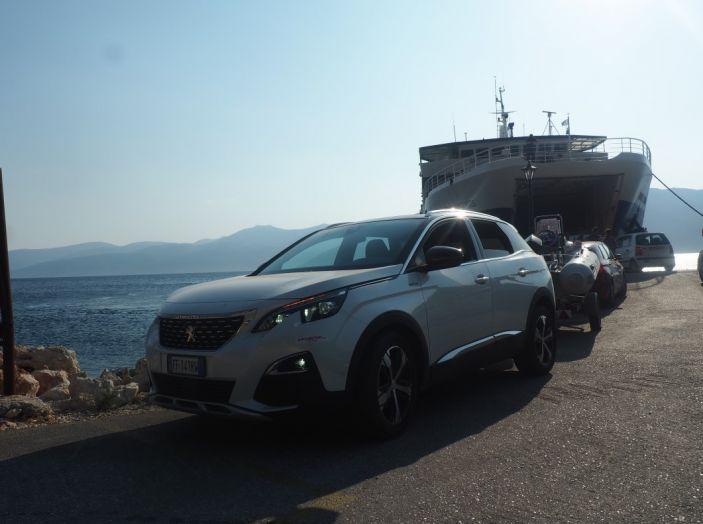 3008 chilometri con la Peugeot 3008 provata su strada in Grecia e non solo - Foto 9 di 41
