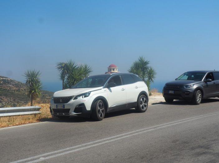 3008 chilometri con la Peugeot 3008 provata su strada in Grecia e non solo - Foto 10 di 41
