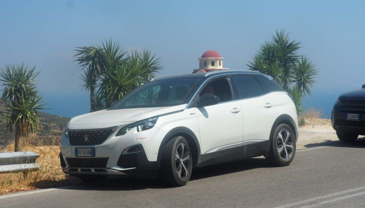 3008 chilometri con la Peugeot 3008 provata su strada in Grecia e non solo - Foto 11 di 41