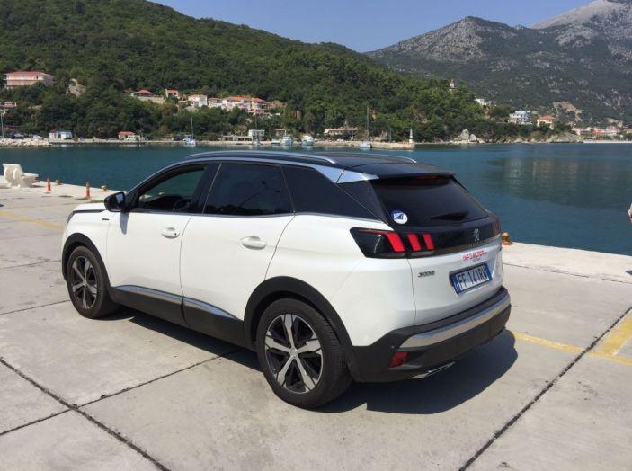 3008 chilometri con la Peugeot 3008 provata su strada in Grecia e non solo - Foto 12 di 41