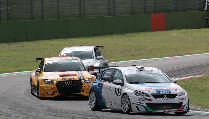 TCR Italy a Imola – Peugeot 308 Racing Cup non perde un colpo - Foto 1 di 3