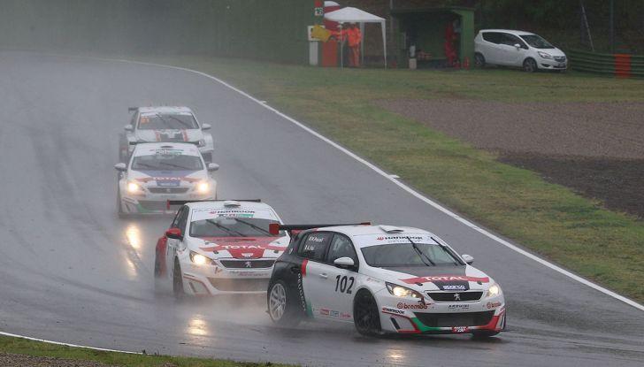 TCR Italy a Imola – Peugeot 308 Racing Cup non perde un colpo - Foto 2 di 3