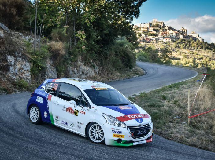 Rally di Roma – Peugeot sul podio in Tappa 1 - Foto 3 di 3