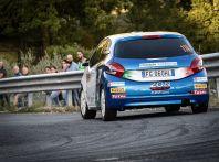Rally di Roma – Marco Pollara (Peugeot 208 R2) in corsa verso il titolo junior
