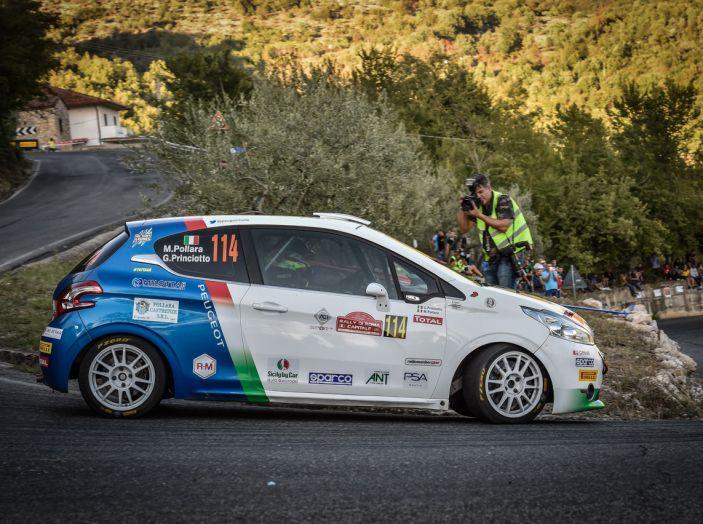 Rally di Roma – Pollara (Peugeot 208 R2) soddisfatto del risultato di Tappa 1 - Foto 1 di 2