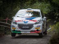 Rally di Roma – Marco Pollara Campione Italiano 2 Ruote Motrici