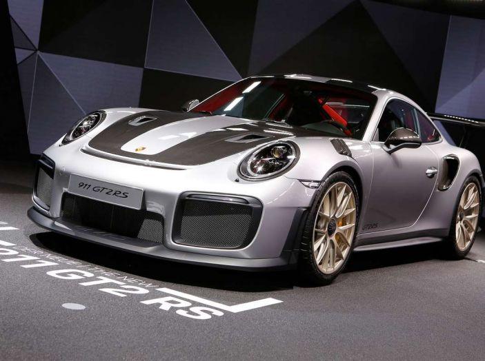 Porsche 911 GT2 RS - Foto 1 di 10