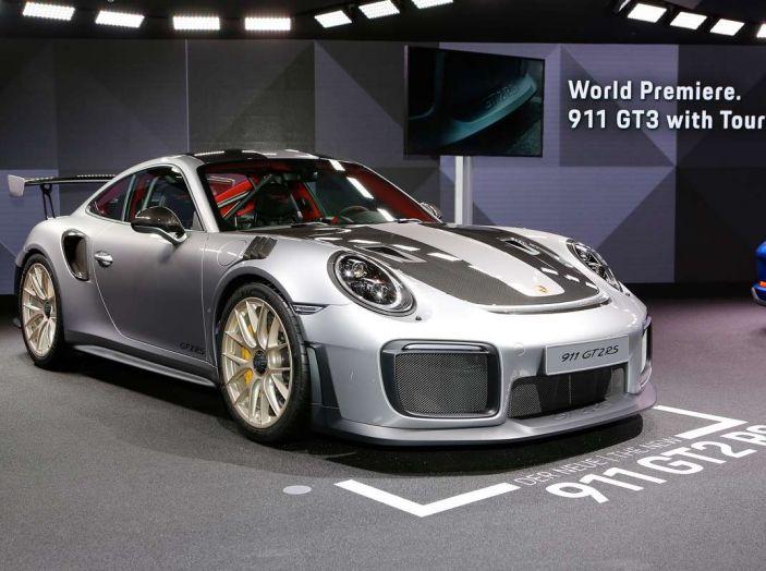 Porsche 911 GT2 RS - Foto 7 di 10