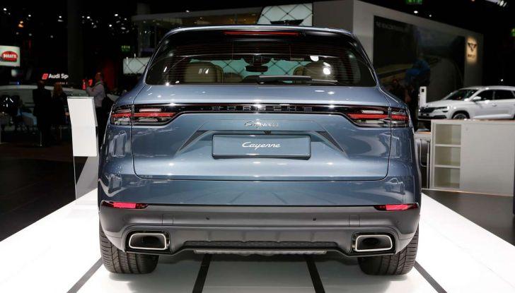 Nuova Porsche Cayenne, arriva la terza generazione del SUV tedesco - Foto 3 di 13