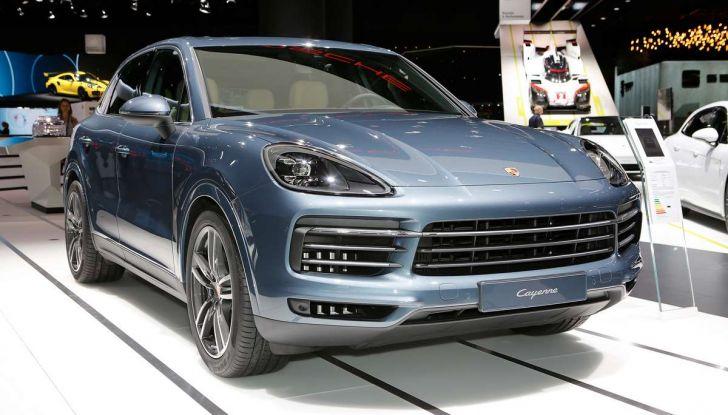 Nuova Porsche Cayenne, arriva la terza generazione del SUV tedesco - Foto 12 di 13